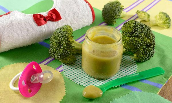брокколи для деток
