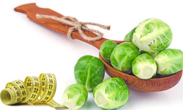 брюссельская капуста для похудения
