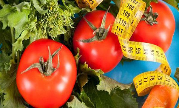 томаты при похудении