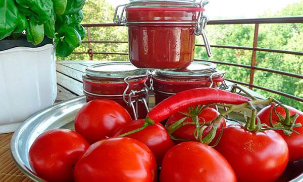 использование плодов томата Джина