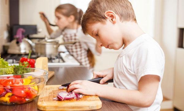 полезные свойства лука для детей
