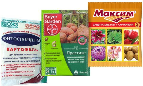 препараты для обработки