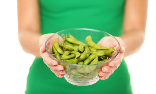 польза сои для женщины