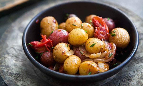 польза вареного картофеля
